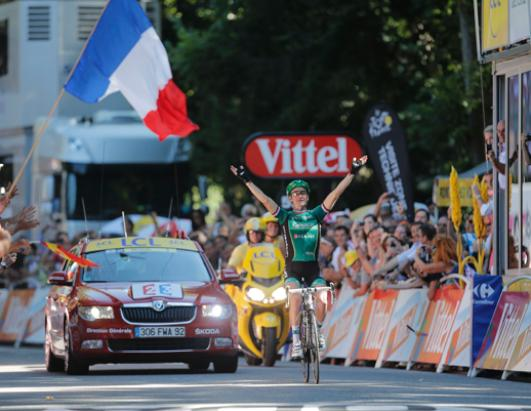 A recap of the Tour De France